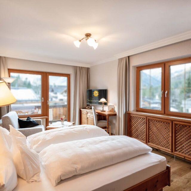Doppelzimmer Tirol - Wohnbeispiel 3