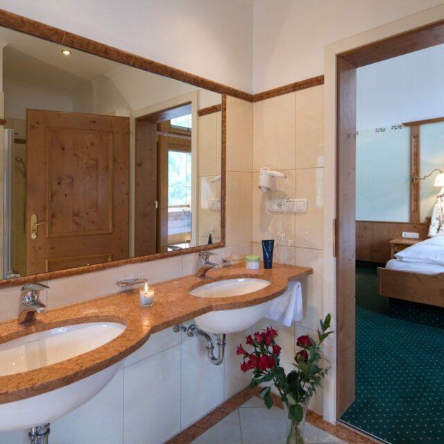 Badezimmer Panoramasuite - Wohnbeispiel 2