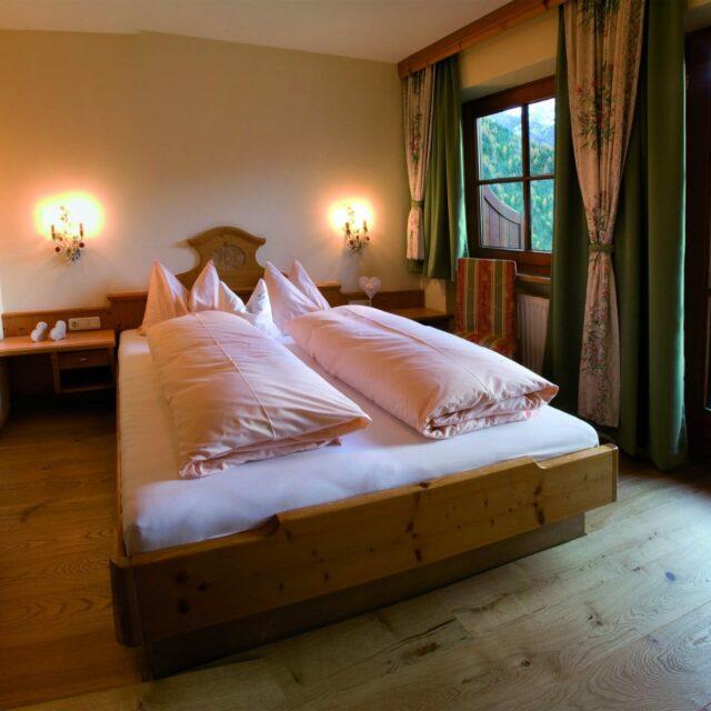 Schlafzimmer Appartement Tirol
