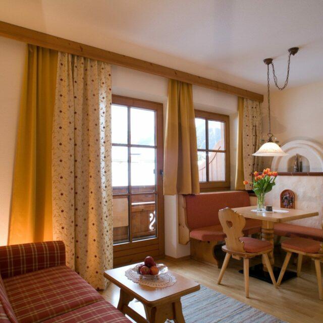 Appartement Alpin - Wohnbeispiel