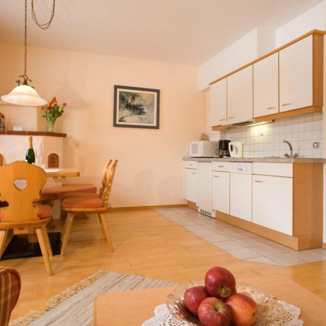 Appartement Natur - Wohnbeispiel 1