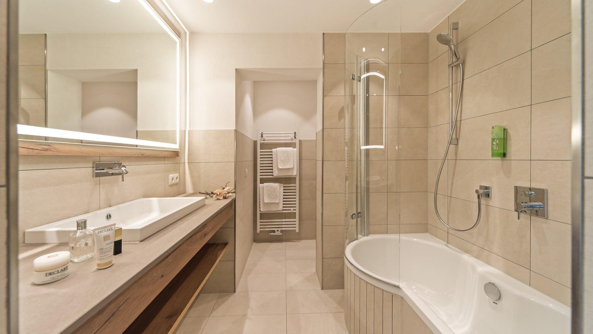 Doppelzimmer Natur › Hotel Sonnenhof Pertisau