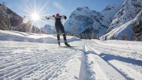 Cross-country Skiing Classic