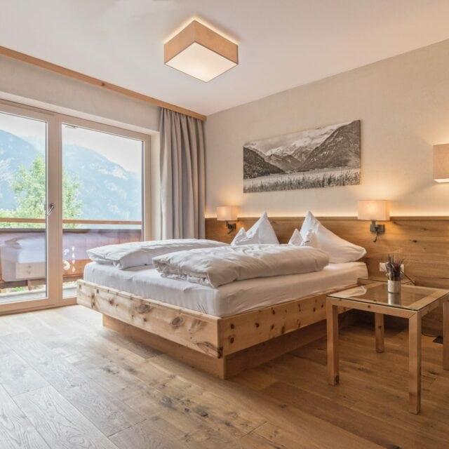 Doppelzimmer Natur - Wohnbeispiel 2