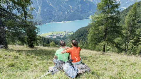Romantic Mountain Summer